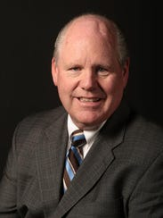 The late Riverside County Supervisor John Benoit