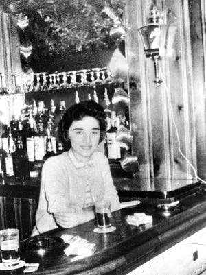 """In this undated file photo, Catherine """"Kitty"""" Genovese is shown. Genovese, a bar manager, was stabbed to death in March 1964 as she returned home to the Kew Gardens section of Queens, New York at 3:20 a.m. On Friday, Nov. 15, 2013, Genovese's killer, Winston Mosley, was denied parole for the 16th time by New York State Corrections officials."""