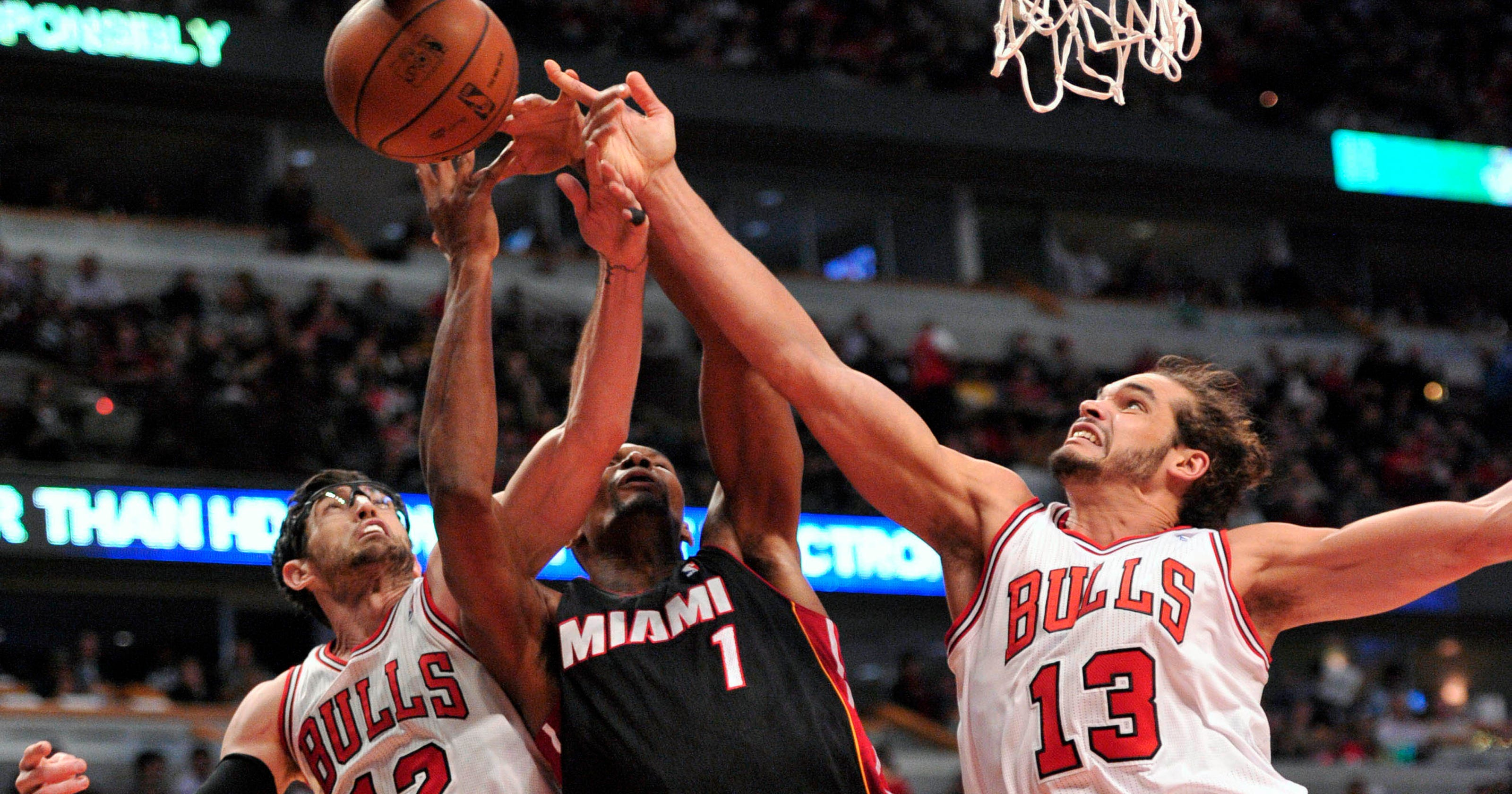 92d1069a3 Dwyane Wade s absence proves importance in Heat loss to Bulls