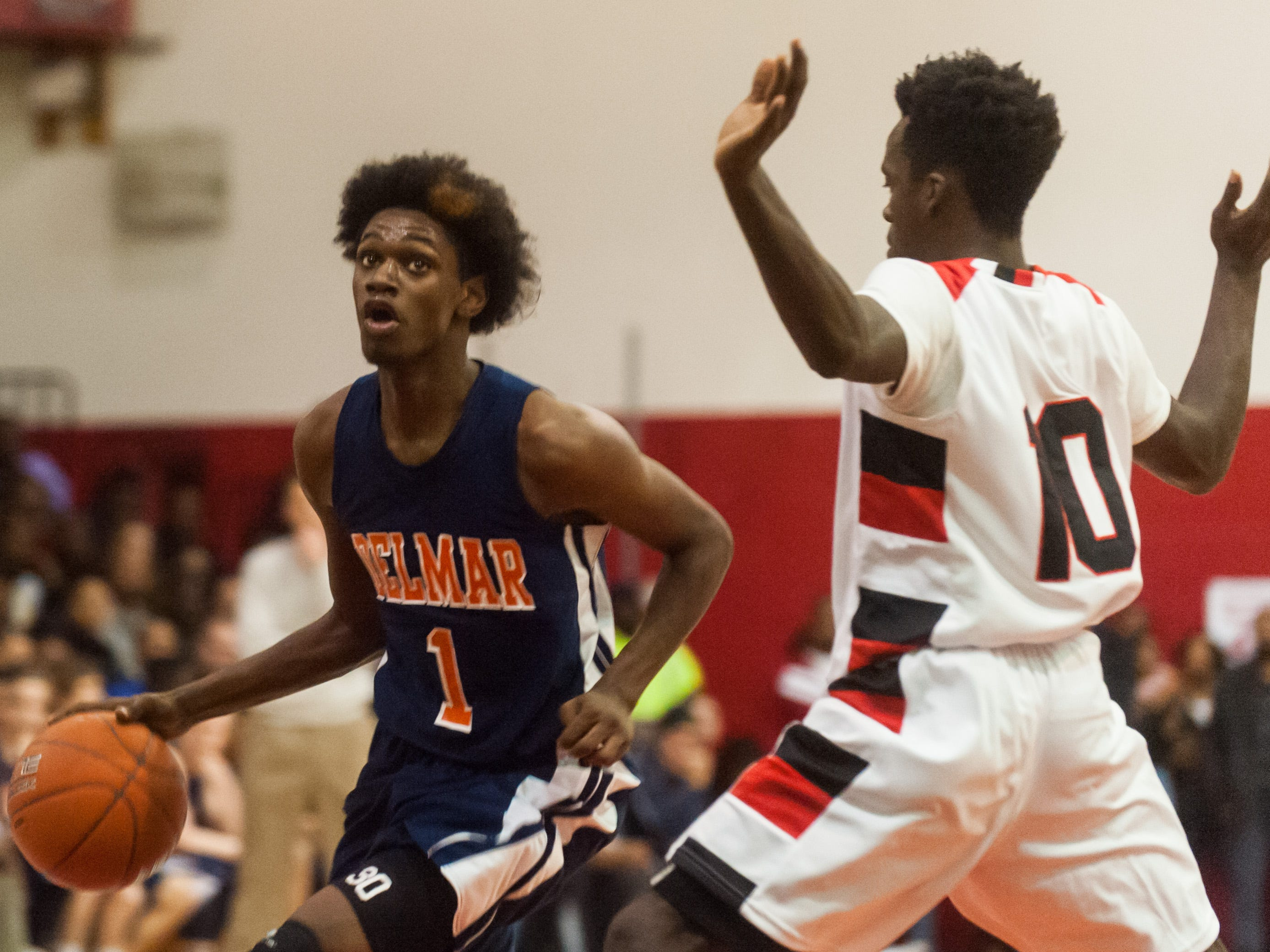 Larry Ennis and Delmar need some help as they take on Laurel and Milford to round out their schedule.