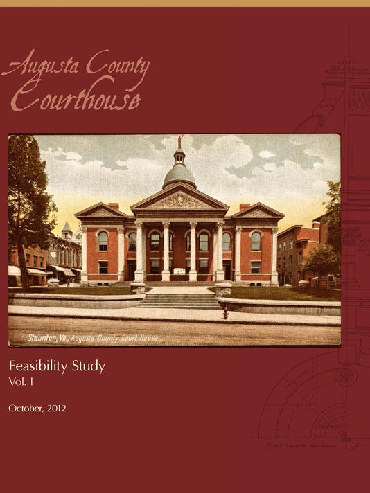 Augusta County Courthouse Study