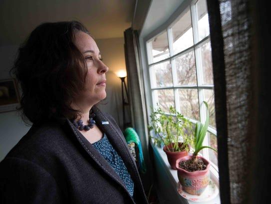 Chrysanthi Leon, a University of Delaware associate