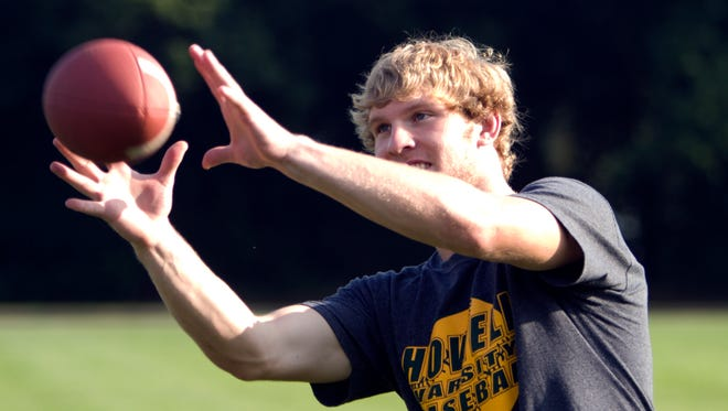Bryce Lindberg nearly broke Howell's single-season rushing record in 2009 and was named county male Athlete of the Year in 2009-10 for his accomplishments in football and baseball.