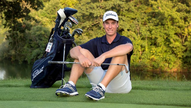 Hillsboro High School's Alex Eickhoff is The State Journal-Register's Small School Boys Golfer of the Year.
