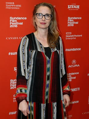 """French actress Julie Delpy told Sundance reporters, """"Nothing worse than being a woman in this business. I really believe that."""""""