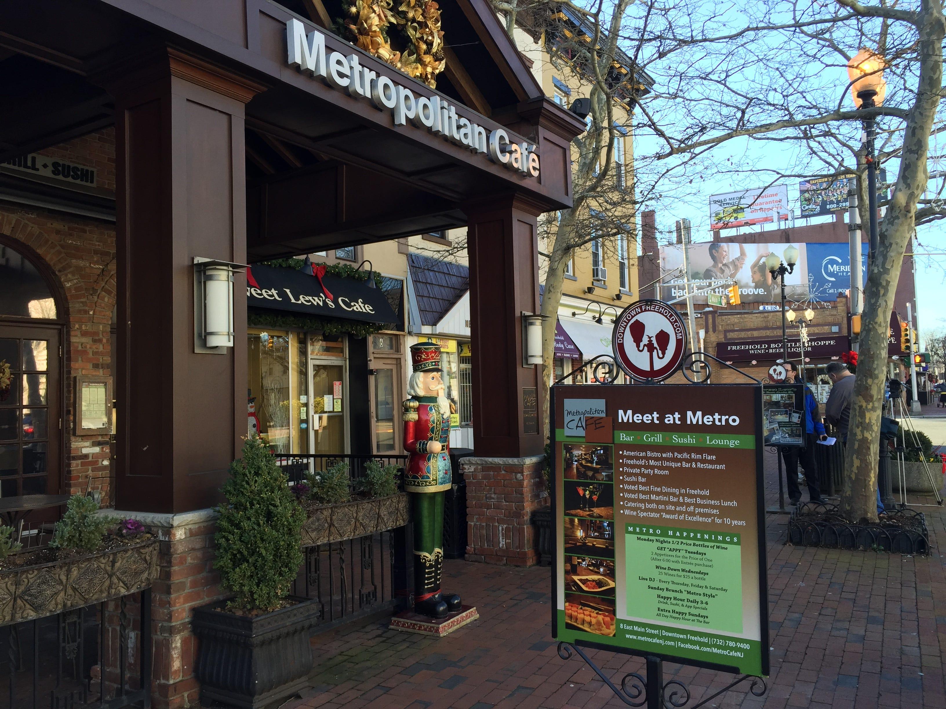 Metropolitan cafe freehold nj