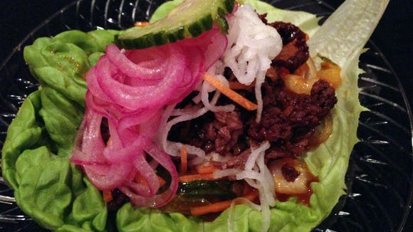 Chef Ryan Hembree's Korean BBQ Beef with Spicy Sweet