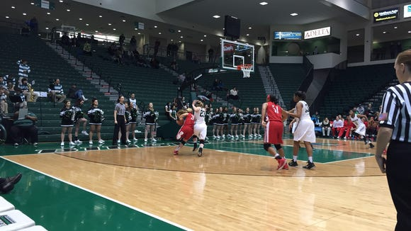 Binghamton U. women's basketball hosted Hartford on Wednesday night in the Events Center.