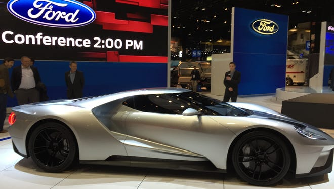 Ford has tapped a Canadian company to build the GT, an iconic American super car.