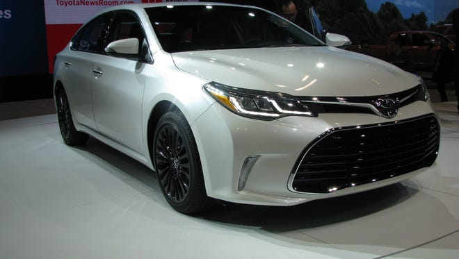 Toyota has given an update to Avalon, with most of the effort going to beautifying the front end