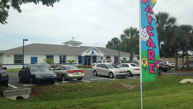 Death investigation at Grace Community School daycare in Lehigh Acres.