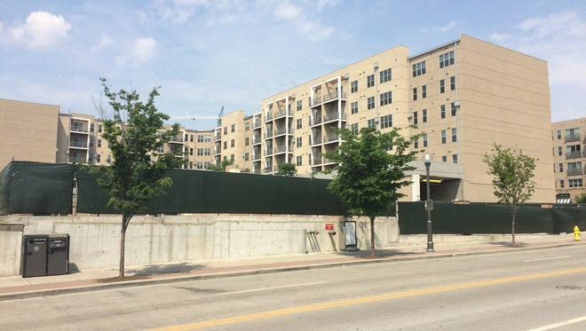 By spring 2017, a new 165-room AC Hotel could be completed at the southwest corner of Joe Nuxhall Way and Freedom Way, which is across the street from Great American Ball Park.