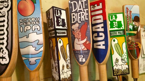 Bayou Teche Brewing crafted a special brew for Dat Dog, a popular New Orleans hot dog spot. You can also find the brew at Bayou Teche Brewing in Arnaudville.