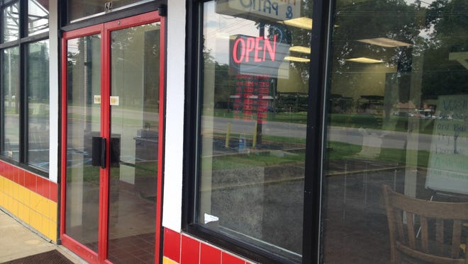 Pete's Steak and Burgers opened this week at 64 Bell Road.