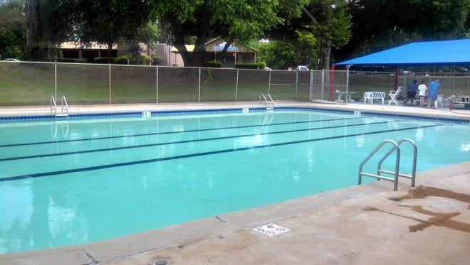 Renovations have been made to City Pool in Natchitoches, which will open for the summer at 2 p.m. Saturday.