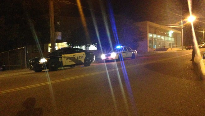 Jackson police have confirmed shots fired.