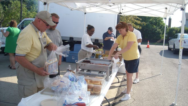 The city of Florence hosts the first of three Neighborhood night Out events June 16 at Orleans Park.