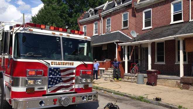 Firefighters responded to the 300 block of N. Rodney St. on Wednesday afternoon for a carbon monoxide issue.