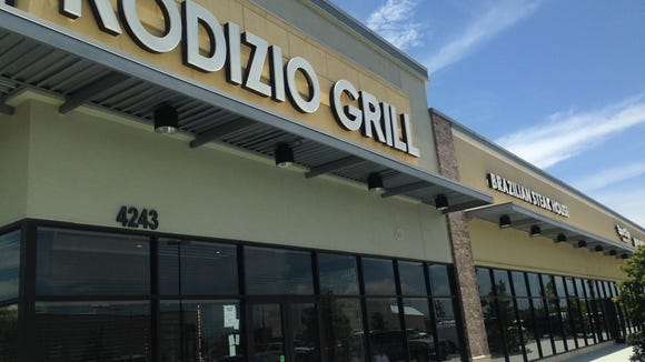 Lafayette' location of Rodizio Grill is opening at 4 p.m. July 9 in the Whole Foods shopping center.