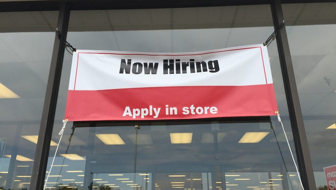The unemployment rate in Sioux Falls was 3.2 percent in May.