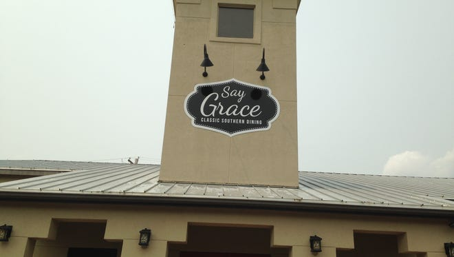 Say Grace Southern Dining, 2444 N. Highland Ave., has closed