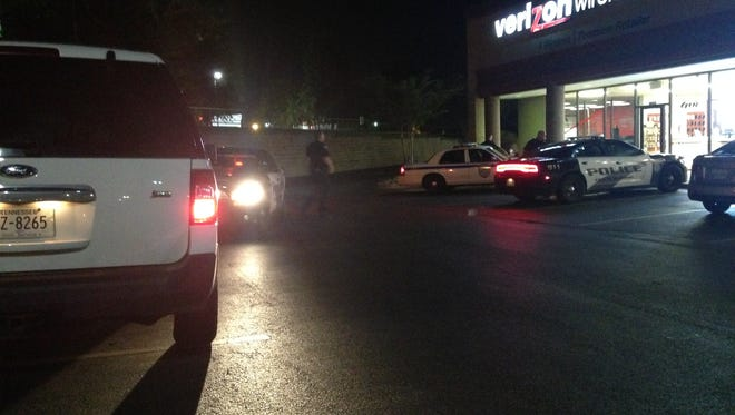 Jackson police have confirmed a Domino's Pizza delivery driver was the victim of an armed robbery earlier tonight.