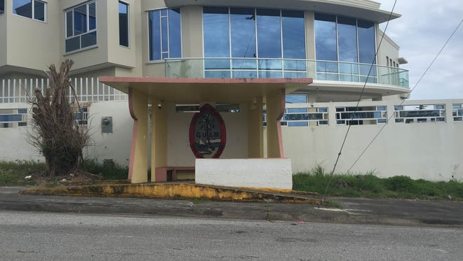 A bus stop at the foot of the Barrigada Heights Hill is available for adoption. For more information, call 475-9383 or email lt.ibtf@guam.gov.