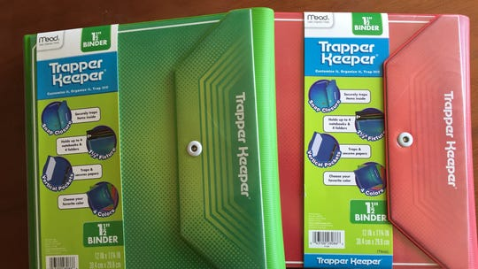 Trapper Keepers