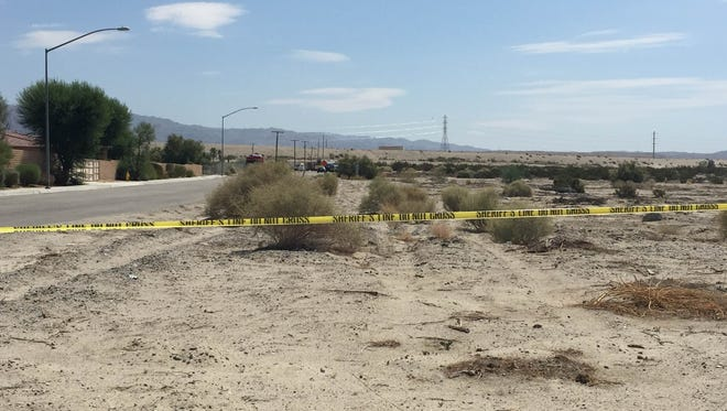 The Riverside County Sheriff's Department is investigating a homicide in Coachella, where a body was found early Friday morning.