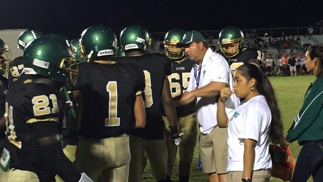 Island Coast High School fired head football coach John Schwochow after three seasons.
