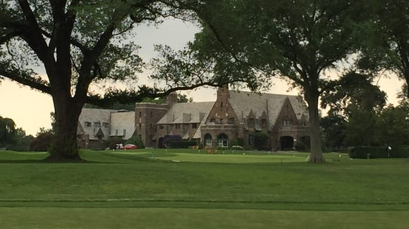 Winged Foot Golf Club in Mamaroneck is hosting the 100th Met Open Championship.