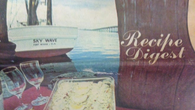 Published by the News-Press in January, 1976, this special insert is a treasure trove of recipes from area residents.