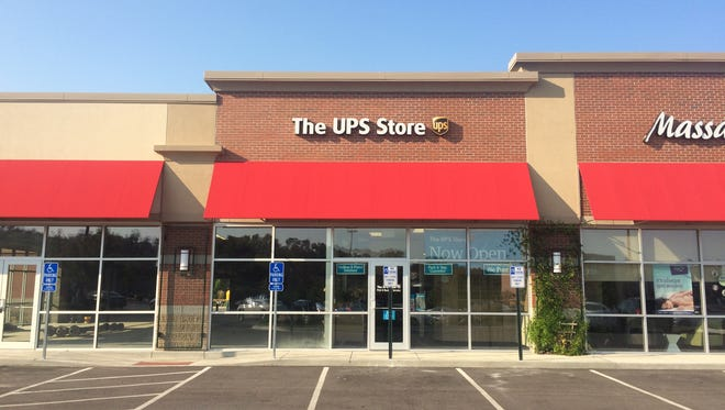 UPS is deemed essential and stores will remain open during the pandemic, officials said.