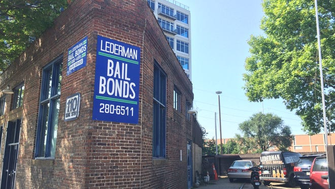 Lederman Bail Bonds, which has an office in downtown Des Moines, plans to open a new office with a drive-thru window near the Polk County Jail.