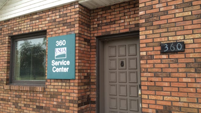 The city of Wisconsin Rapids purchased the property where the USDA Service Center now is located. The office will move to the West Riverview Expressway in late October.