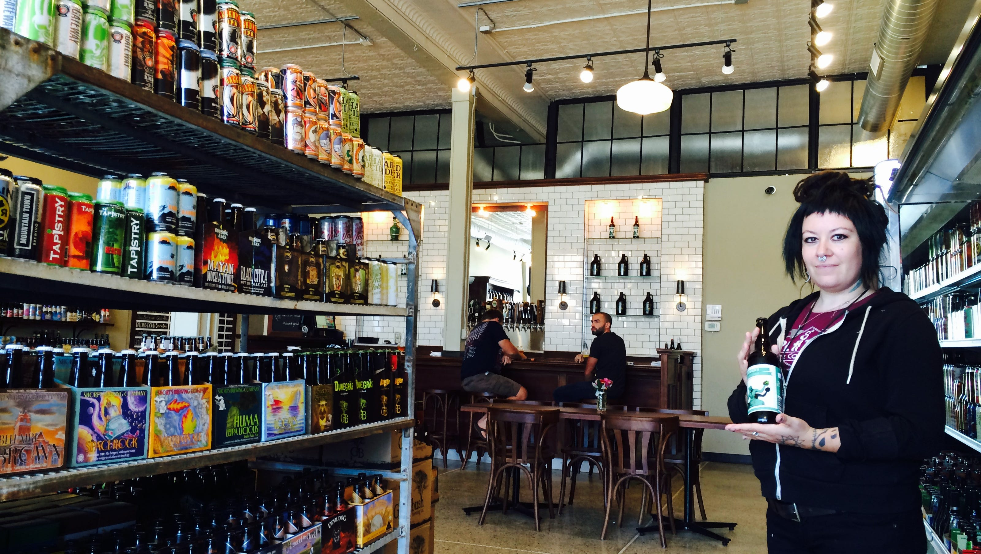 craft beer store detroit s craft bar opens in midtown 1427