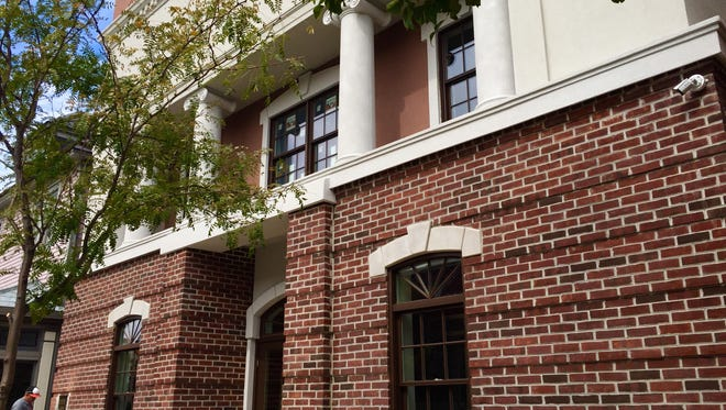 The DePace Sports Library and Museum of Champions in Collingswood will open to the public in late October.