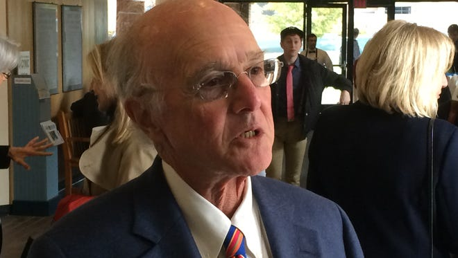 Steven Grossman's  gift of $20 million to the University of Vermont is the largest gift to UVM by a person in the school's history.