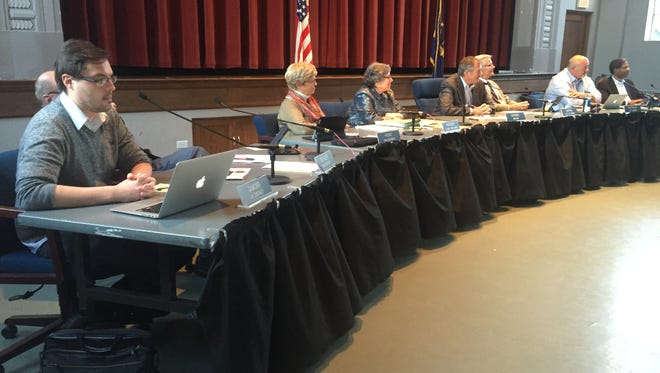 The West Lafayette City Council approved its 2016 budget at Monday's meeting.