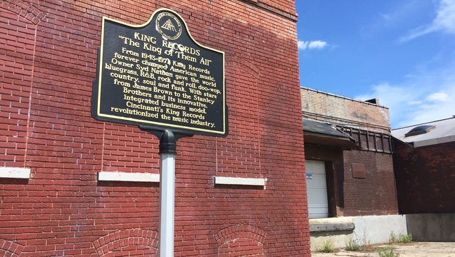 The King Records complex in Evanston on Brewster Avenue grew into national prominence in the 1940s and 1950. The city of Cincinnati is considering designating the site a historic landmark.