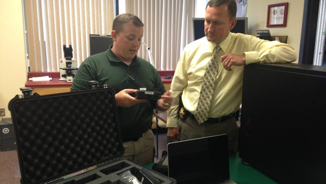 The Montgomery County Sheriff's Office received new equipment.