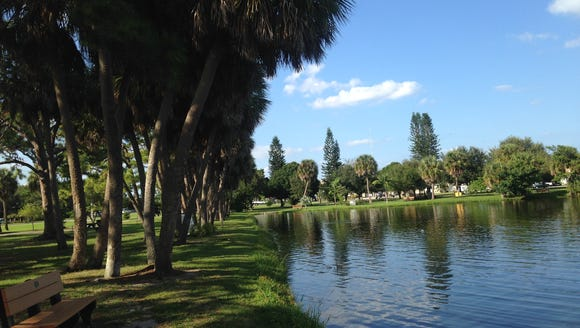 Gleason Park in Indian Harbour Beach.