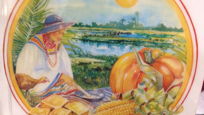 The recipe for Rosella Muffins comes Seminole Indian Recipes, a collection by Joyce LaFray.
