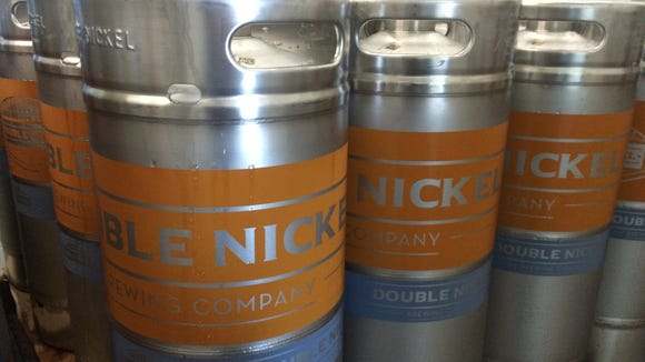 Double Nickel beers beers have made their way into much of New Jersey and the Philly area in their first year.