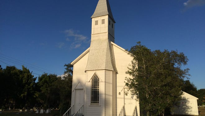 The LaGrange Community Church and Cemetery was originally established in 1869.