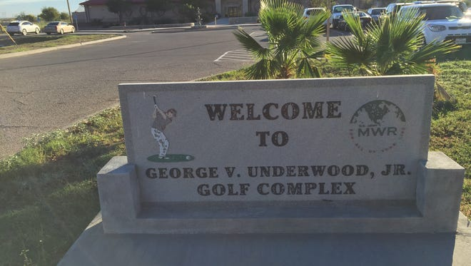 The Underwood Golf Complex will have a Night Golf Scramble on Feb. 27.