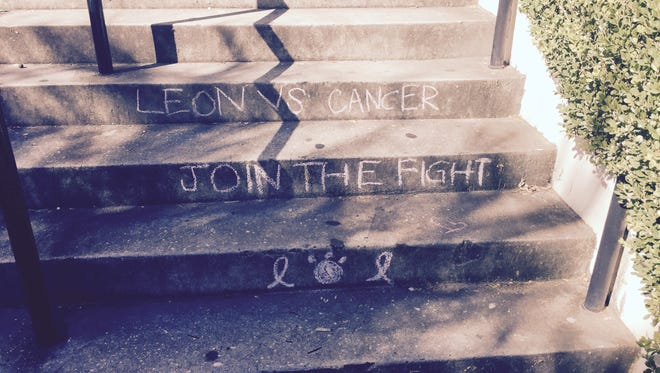 Leon High School has been leading the fight against cancer for nearly a decade.