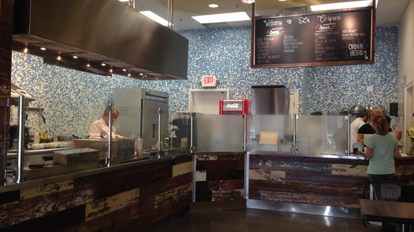 La Creperie Bistro opened Wednesday, Nov. 4, in Parc