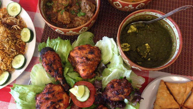 Located at 2968 Cleveland Ave. in Fort Myers, this new Indian restaurant serves authentic dishes made by owner Mehfuza Harmon.