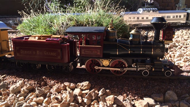 The Color Country Model Railroad Club opens its doors to the public free of charge this weekend.